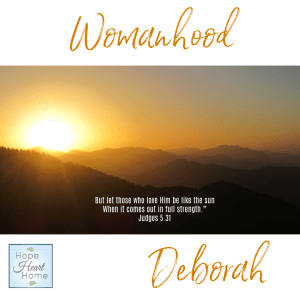 Deborah the Prophetess and Judge