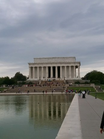 Lincoln Monument - Wash DC