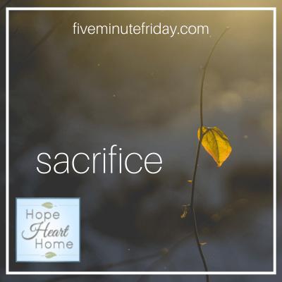 FMF Sacrifice