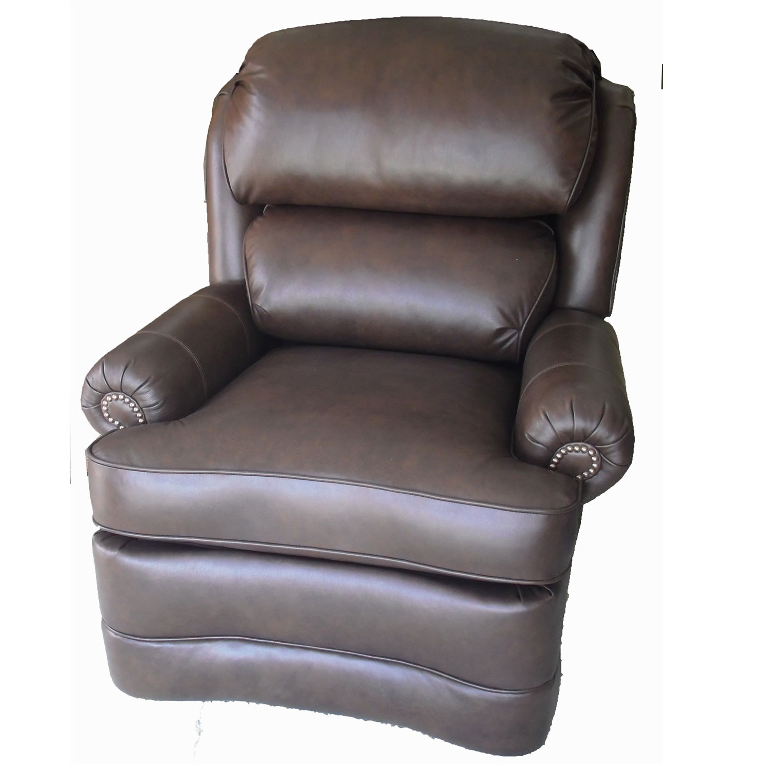 www recliner chairs swing chair cheap smith brothers 714 37 leather hope home
