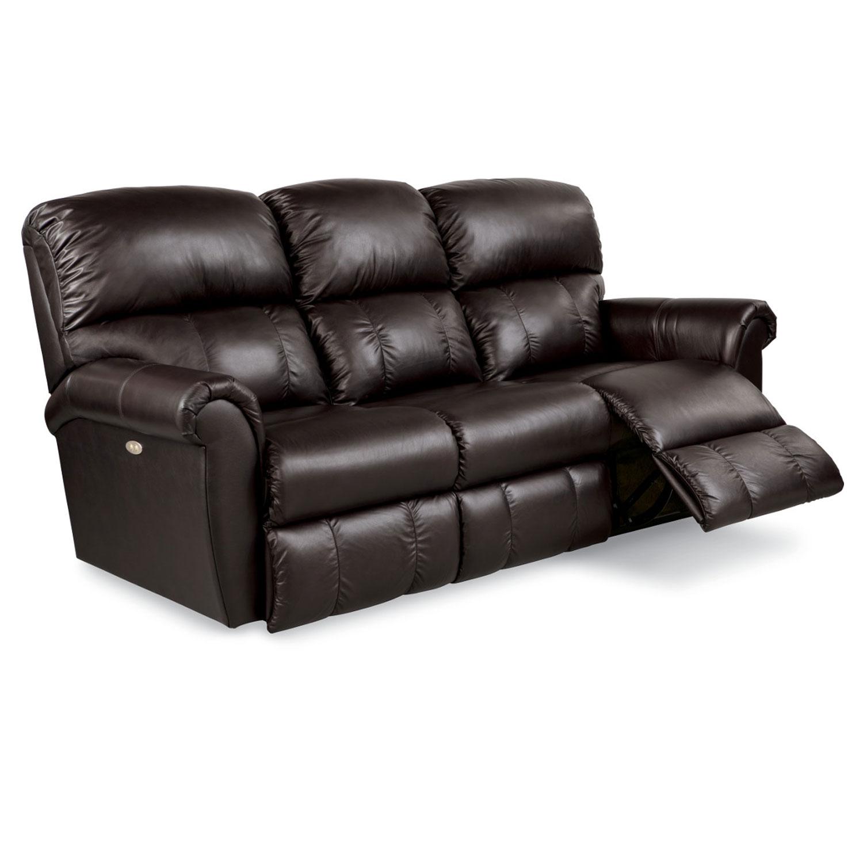 sofas leather recliner sofa modern online lazboy 44p 701 briggs power reclining hope