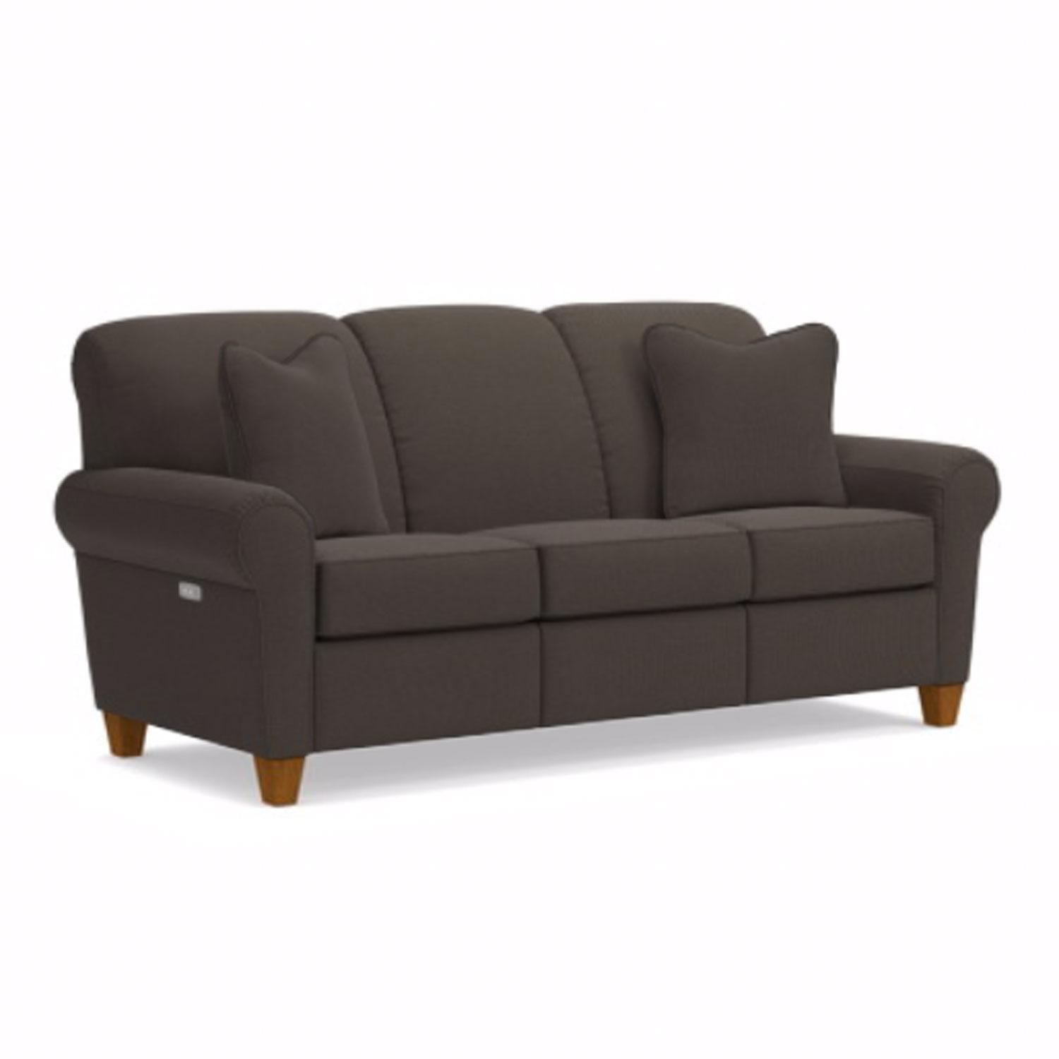newton rolled arm sofa chaise convertible bed reviews corner with storage second hand bennett taraba home review