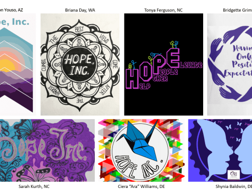 Hope Inc. Logo Contest