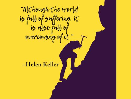 Helen Keller Mountain