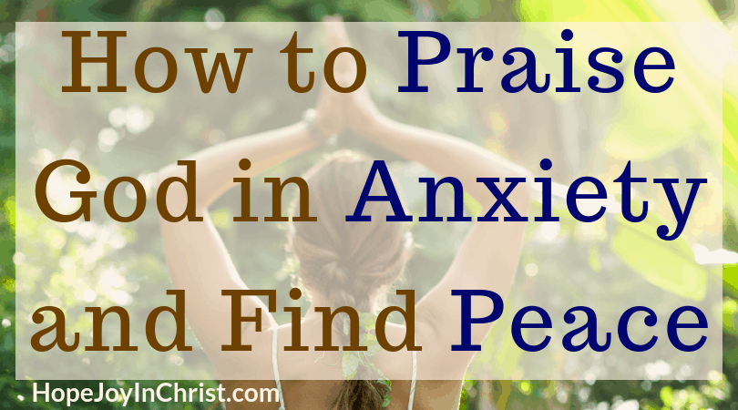 how to find peace with god