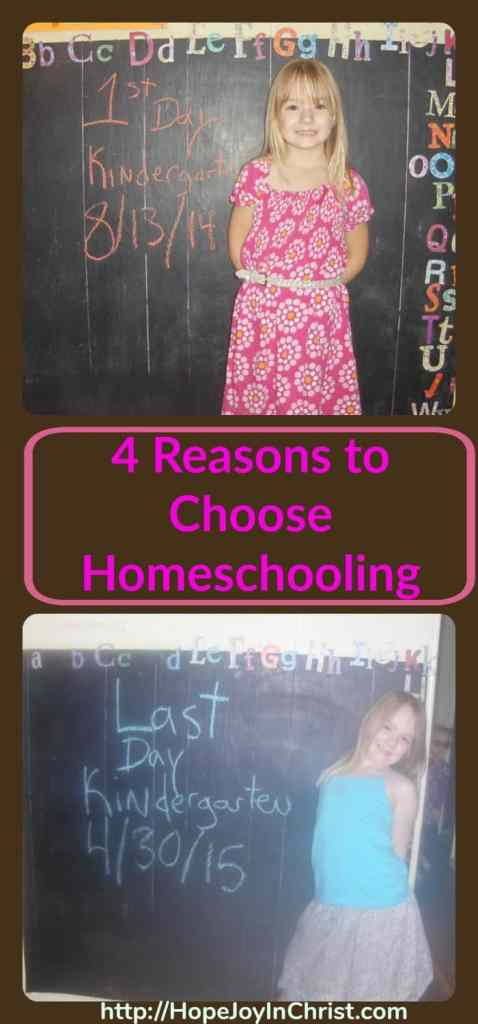 4 Reasons to Choose and LoveHomeschooling Our Children. Why Homeschool. Pros and Cons of Homeschooling children