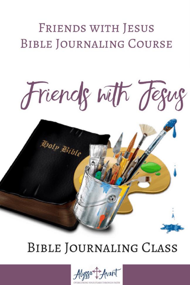 BibleJournaling with Alyssa Avant
