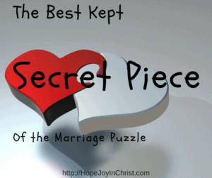 The Best Kept Secret Piece of the Marriage Puzzle fb img, Christian Marriage, Biblical Wifehood, Biblical Marriage Resources (Reclaiming Hope & Joy in your Marriage)