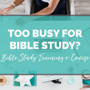 In this short yet powerful training session, you'll learn how to go deep into the Bible in as little as 15 minutes a day, utilizing a quick yet powerful way to study the Bible.Each lesson is easily accessible from your computer or mobile device with lifetime access so you can reference them again and again. #Giveaway #ChristianBooks #BibleStudy #ChristianMarriage #JoyInMarriage