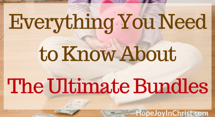 Everything You Need to Know About the Ultimate Bundles FtImg What are the Ultimate Bundles. What is the Ultimate Bundles? Is the Ultimate Bundle worth it? Ultimate Bundles 101. Homemaking. Ultimate Bundles Review