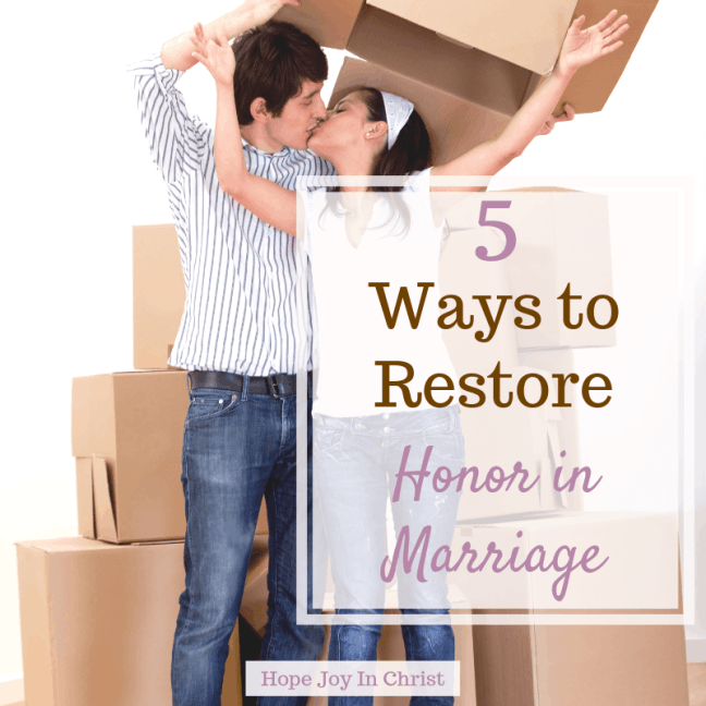 5 Ways to Restore Honor in Marriage Pinit. Honor your husband, honor your husband quotes, honor your husband in marriage, Christian Marriage advice, christian marriage quotes #ChristianMarriage Godly Wife, Respect your husband #HopeForMarriage #HopeJoyInChrist