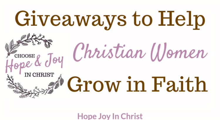 Hope Joy in Christ Giveaway Page 2019. Giveaway. Giveaways. Giveaway and contests. Giveaway Time. Free Printables. Free Samples. Free Stuff. Free Products. Free Christian Products. Free Christian Products. #Giveaways #HopeJoyInChrist