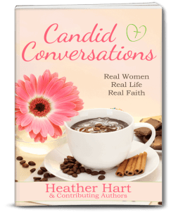 Candid Conversations. A Giveaway from Candidly Christian for the 31 Days of Hope for Marriage Online Event. Book Giveaways.