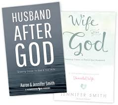 Husband after God wife after God
