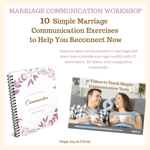 Marriage Communication Class Online, marriage communication workshop, marriage communication exercises to improve communication #MarriageCommunication #MarriageAdvice Christian Marriage advice, Marriage advice, #hopejoyinchrist