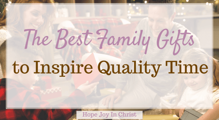 The Best Family Gifts to Inspire Quality Time, What are some good family gifts? What do you give a family member for Christmas? What should I put in a family gift basket? family game basket ideas, family gift set ideas, whole family gift, all family gift, Christmas gifts for family on a budget, family gifts, #Hopejoyinchrist