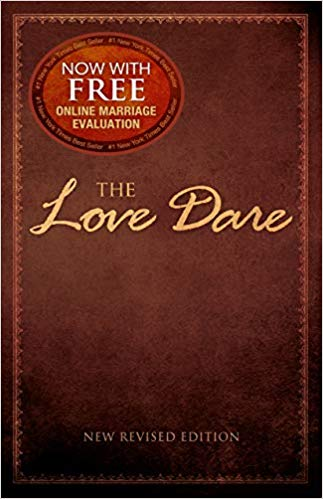 The Love Dare book