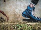 Lagartija-muro // Mural gecko