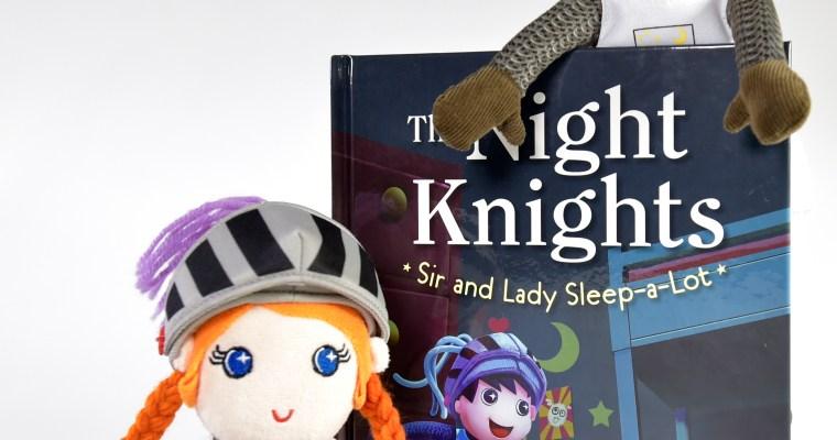 Product Review & GIVEAWAY!! – The Night Knights