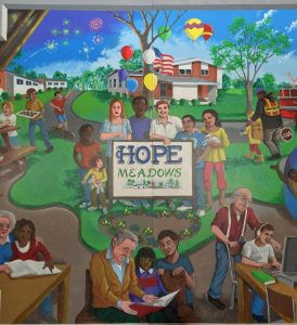 Hope Meadows Mural