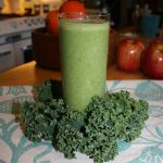 Winter Kale & Parsley Smoothie