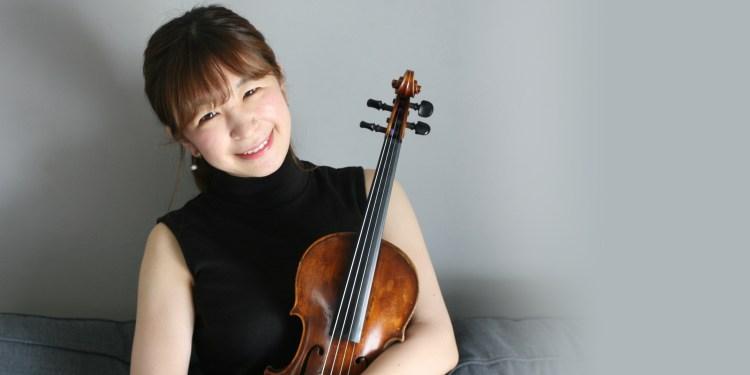 名古屋大須ホープミュージック バイオリン講師 亀谷希恵