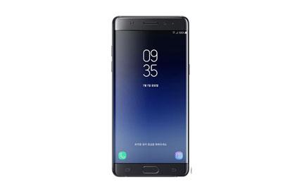 Setup WiFi Hotspot on Samsung Galaxy Note FE