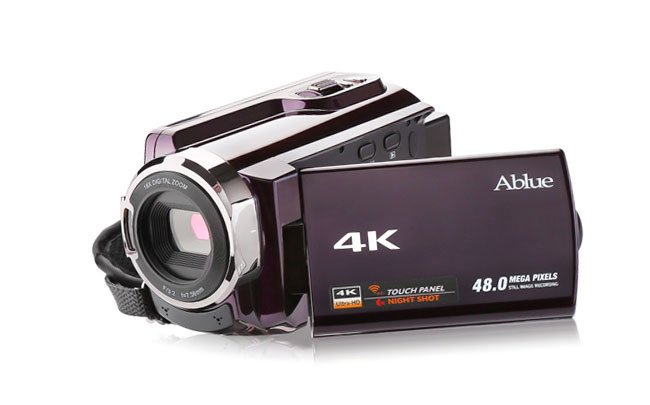 Ablue 4k camcorders Vlogging Camera