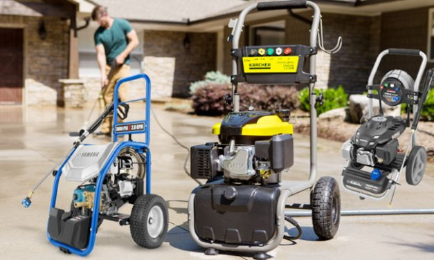 Outdoor Power Tools – Electric Pressure Washer