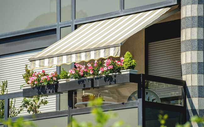 Awning According To Their Operational Types