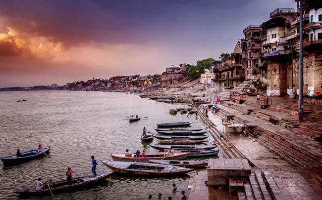 Varanasi or Benares