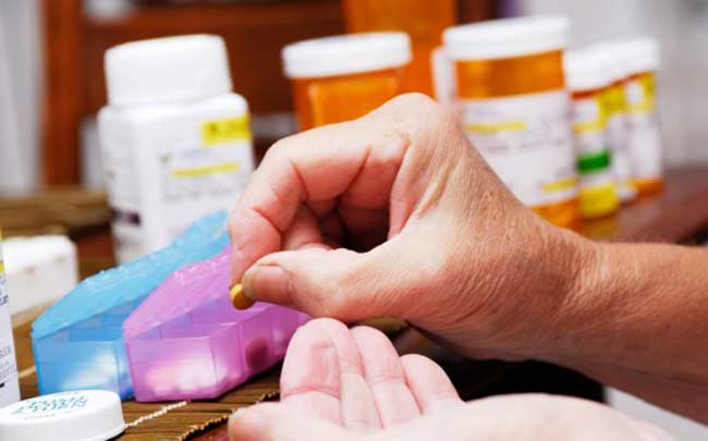 Take your medications religiously