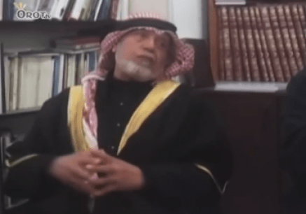 Jordanian Sheikh Adwan Photo Credit: Youtube