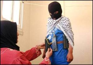 Palestinian Woman Intended On Blowing Up Those Who Saved Her Life!