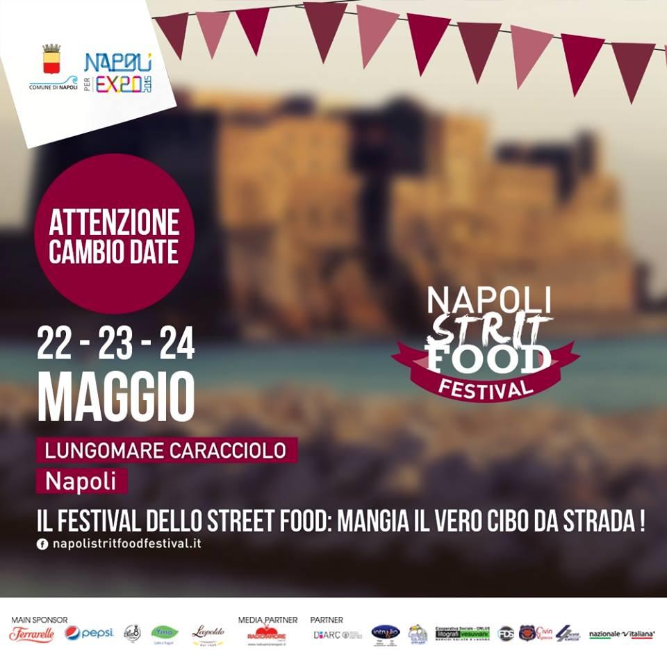 Arriva il Napoli Strit Food Festival. Finalmente, dal 22 Maggio sul lungomare liberato. (5/5)