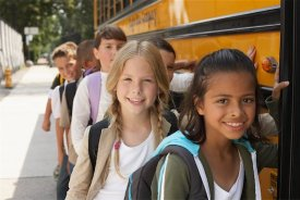 Back to School Tips for Children and Families