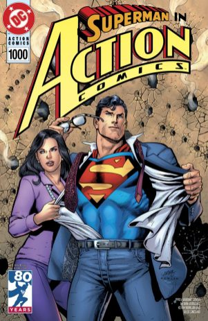 1990s, by Dan Jurgens, Kevin Nowlan and Alex Sinclair