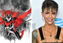 Batwoman and Ruby Rose