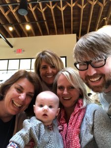 We loved meeting with Brent and Phoebe while in MN to talk about some exciting news!