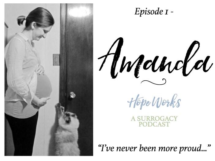 Episode 1 - Amanda