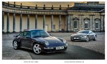 Porche / Aston Martin Photo Shoot