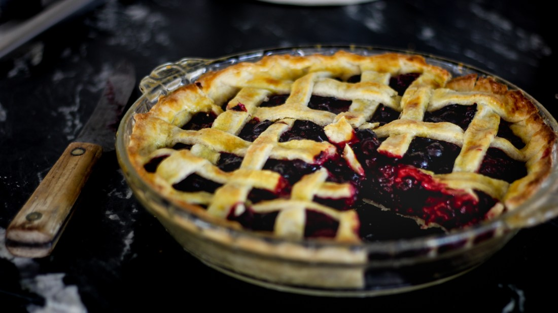 how to make blackberry pie from scratch