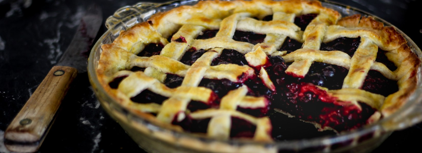 How to Make Pie From Scratch – Blackberry Edition
