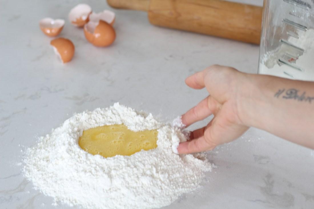 pasta lasagne