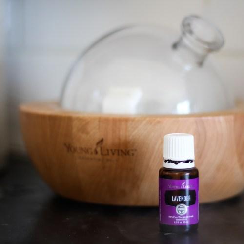 lavender oil diffuser benefits