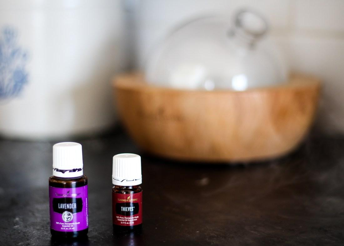 lavender oil immune system