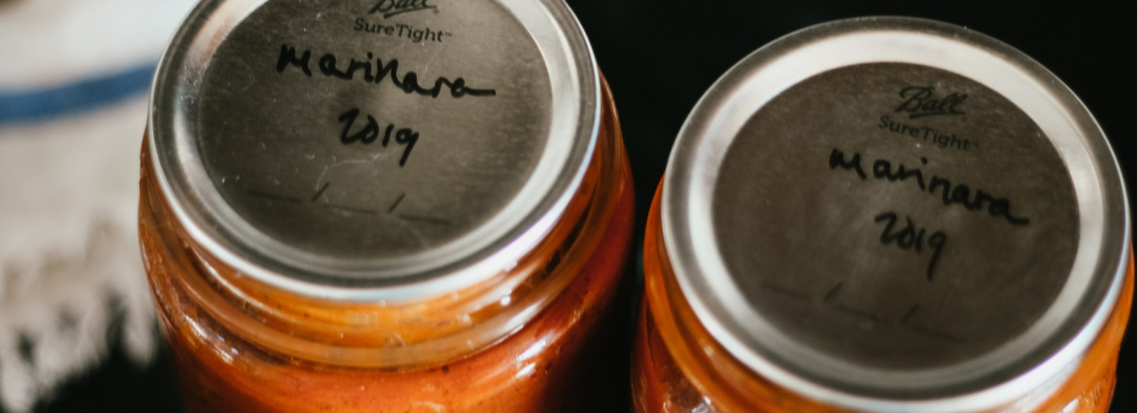 The Best Marinara for Canning