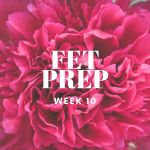 FET Prep Week 10: Down-Regulation Started, Infertility Group, Coronavirus Concerns