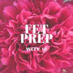 FET Prep Week 10: Down-Regulation Started, Infertility Group, Coronavirus Concerns