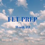 FET Prep Week 13: FET Scheduled After Clinic Partially Reopened